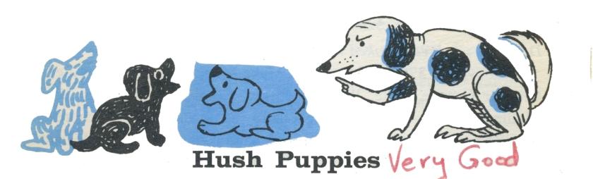 Hush puppy image
