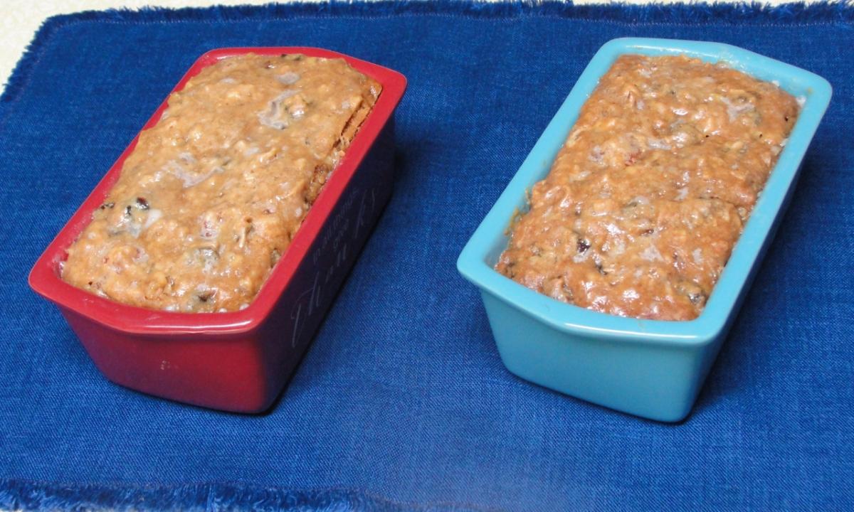 Helen's Orange Fruitcake