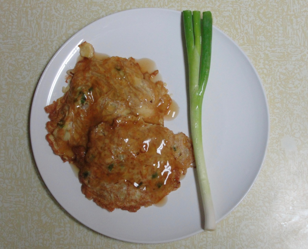 Easy Egg Foo Young
