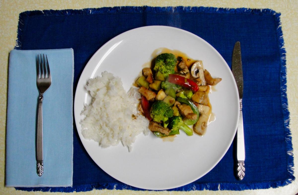 Pork and BroccoliStir-Fry