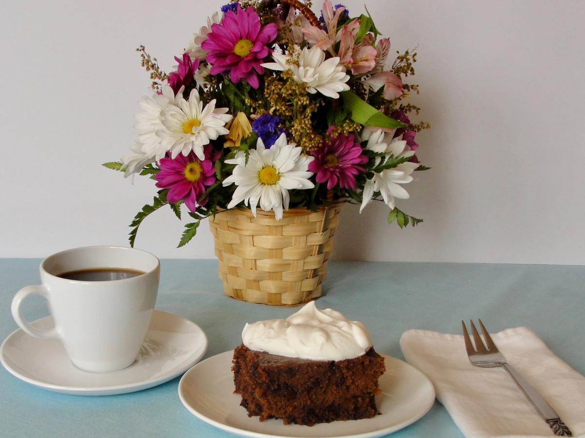 Marlene's Chocolate ZucchiniCake
