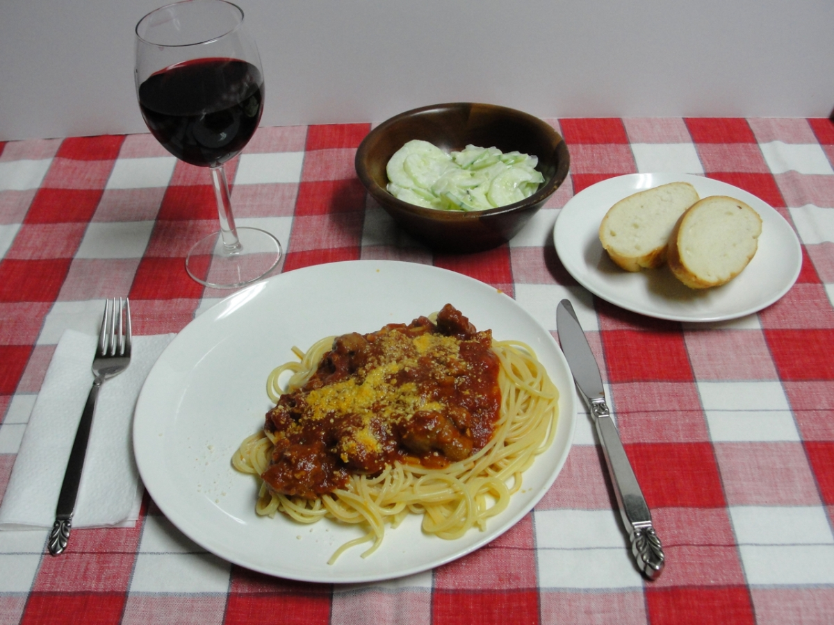 Jerri's Spaghetti Sauce