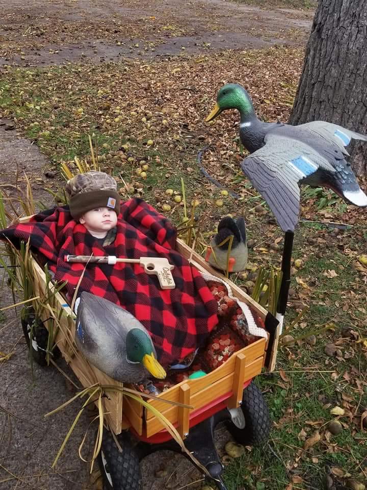 Brianna's Duck, Duck, Goose Wild RiceSoup