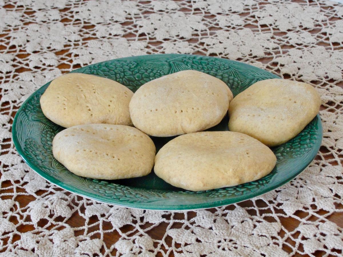 Norwegian Flat Bread