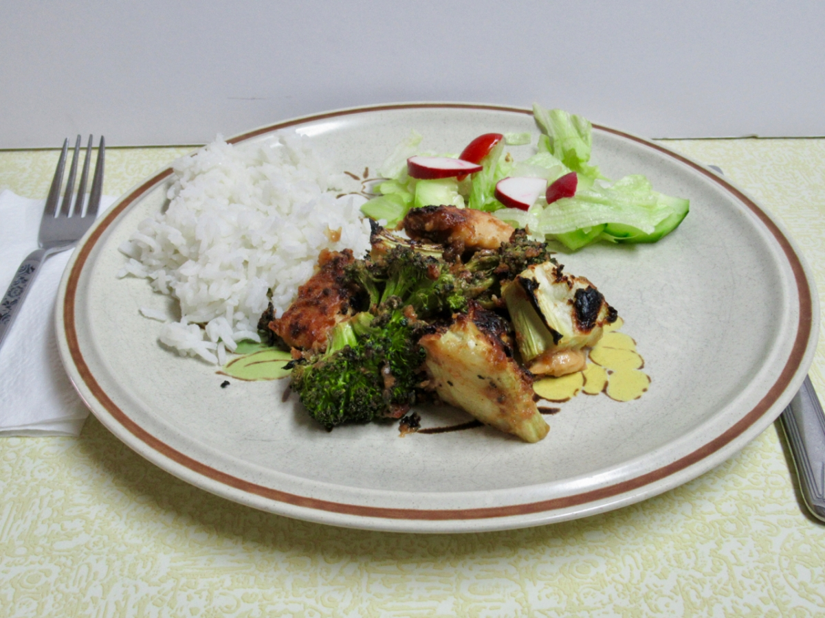 Cindy's Thai Chicken