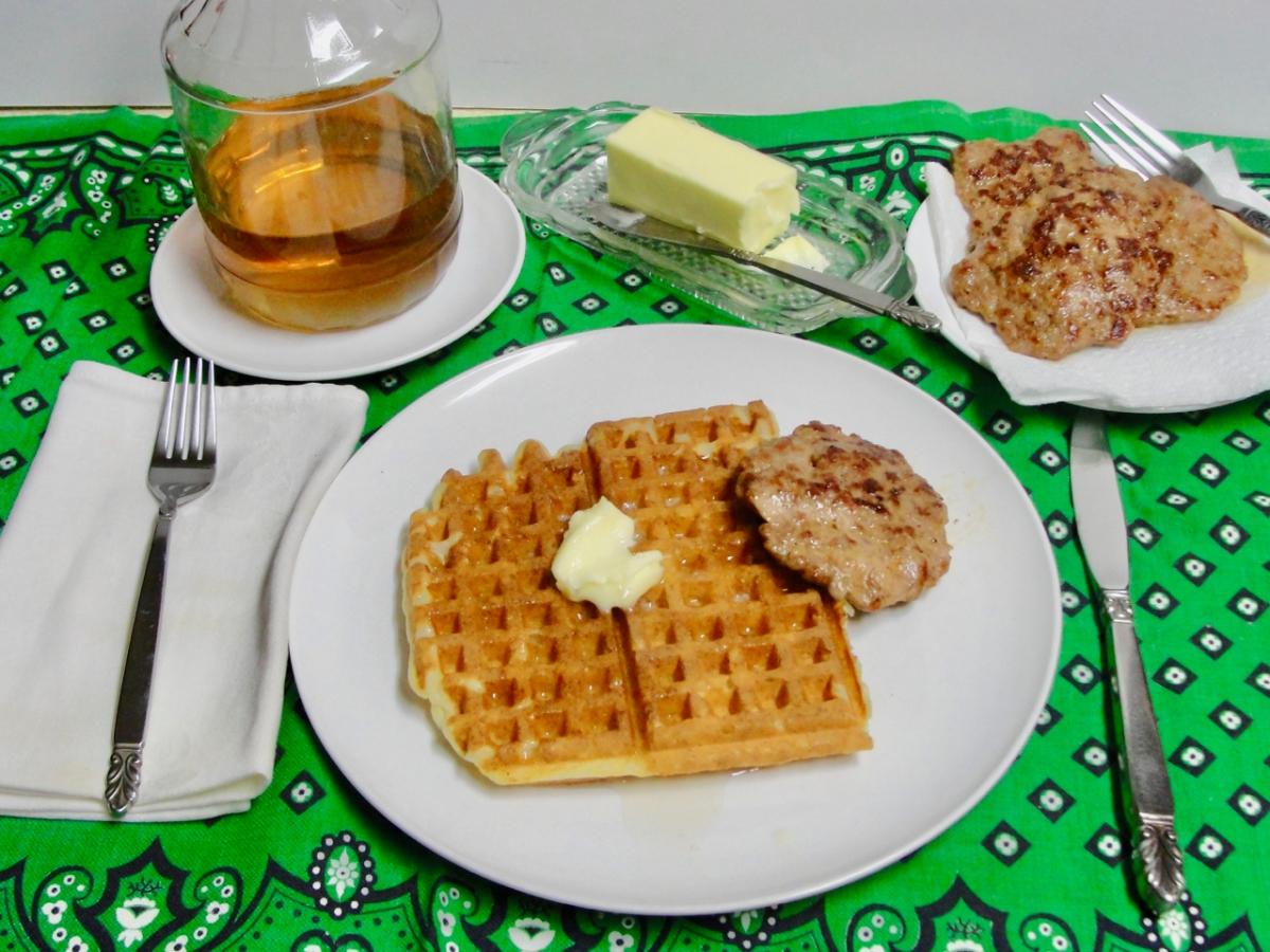 Virginia Waffles