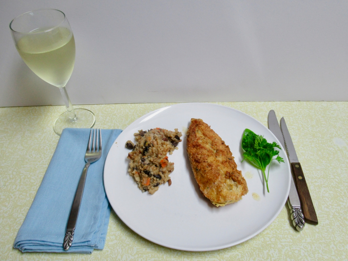Pan-fried Chicken Breast